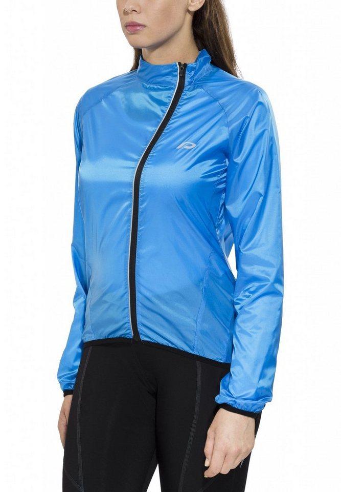 Protective Radjacke »Schirokko Jacket Women« in blau