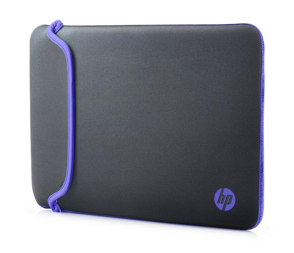"""HP Tasche »11.6"""" Neoprenhülle schwarz/violett«"""