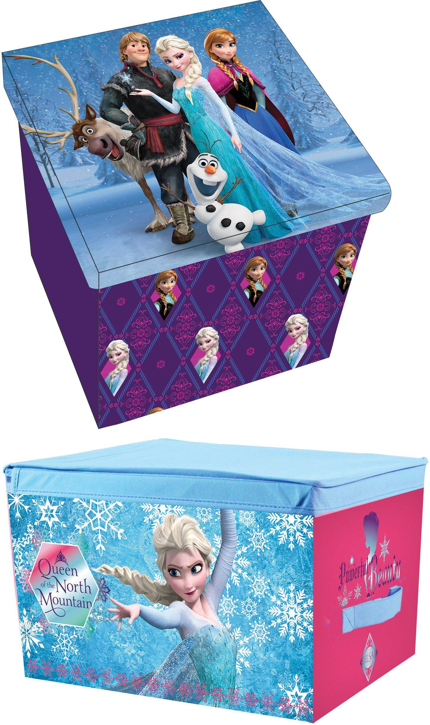p:os Ordnungsboxen, »Disney Frozen Aufbewahrungsset«