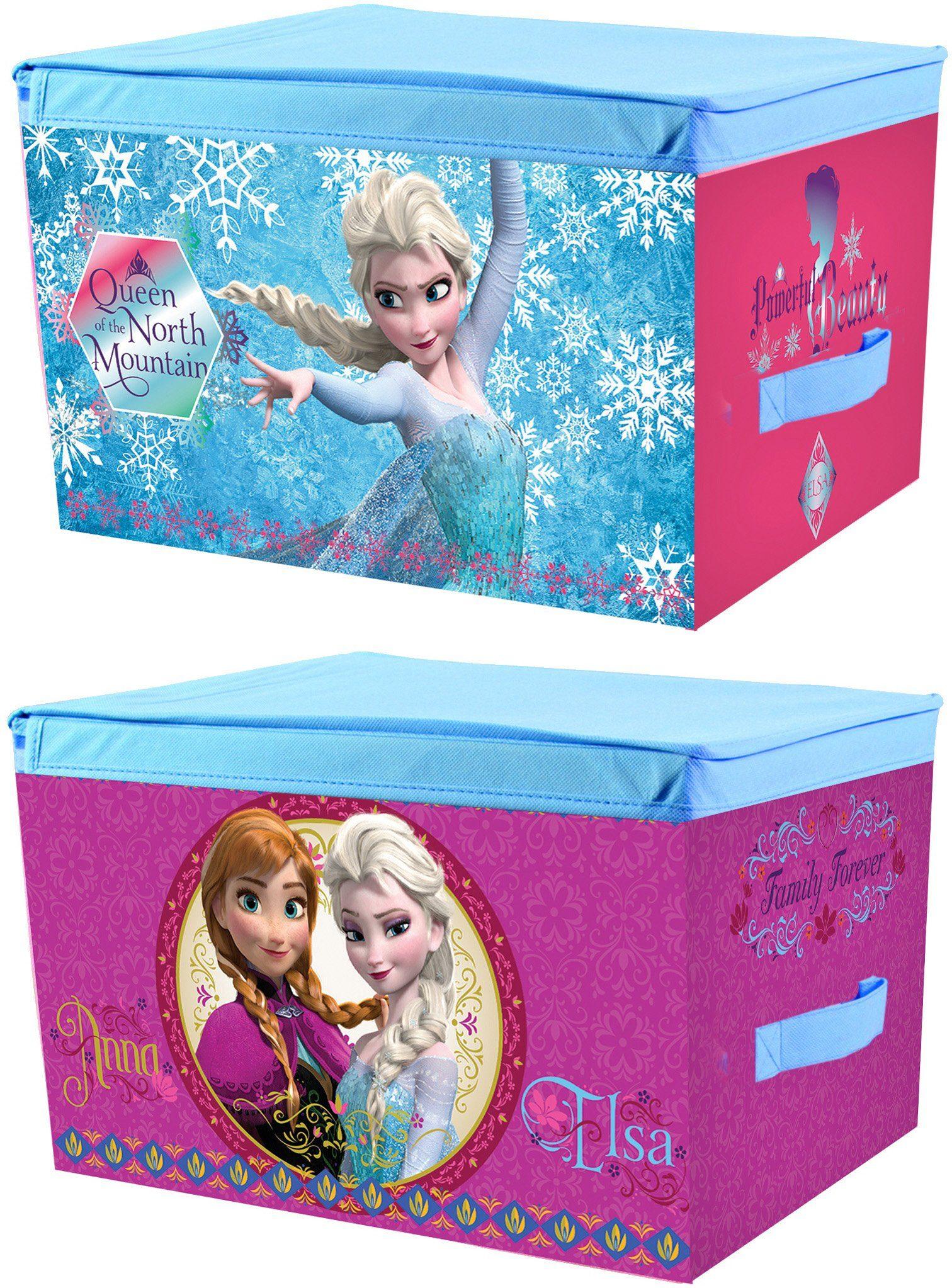 p:os Ordnungsboxen, »Disney Frozen Aufbewahrungsboxen«