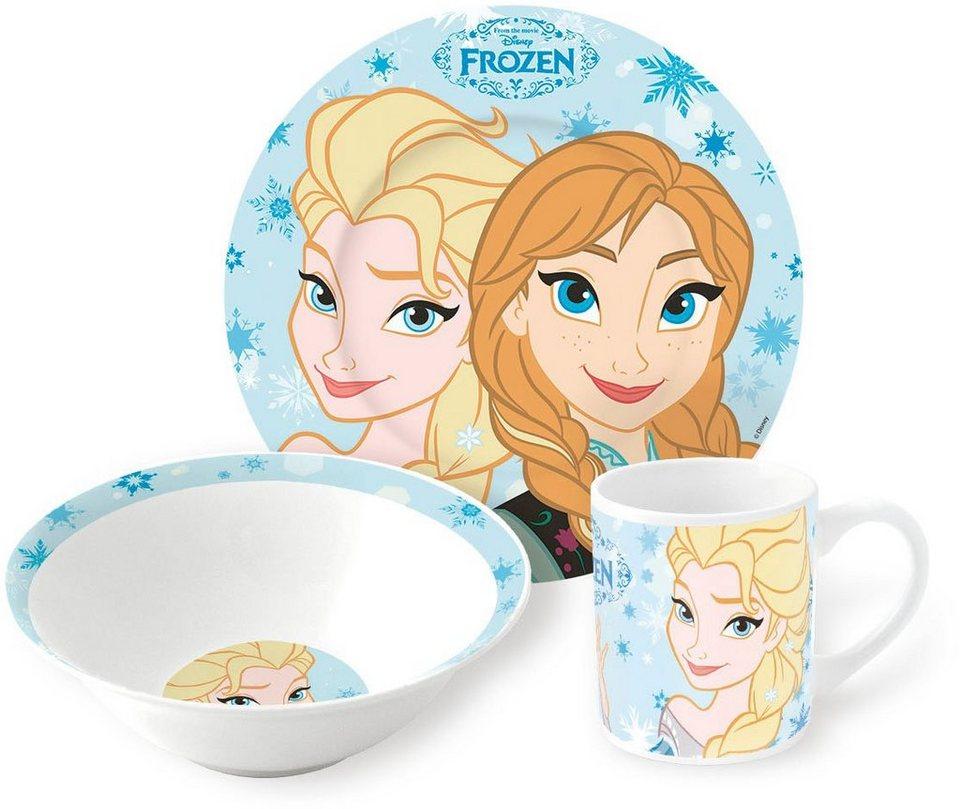 p:os Kindergeschirrset, »Disney Frozen Keramikset Elsa«