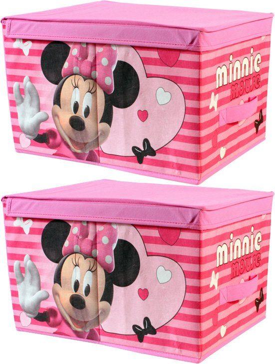 p:os Ordnungsboxen, »Disney Minnie Mouse Aufbewahrungsboxen«