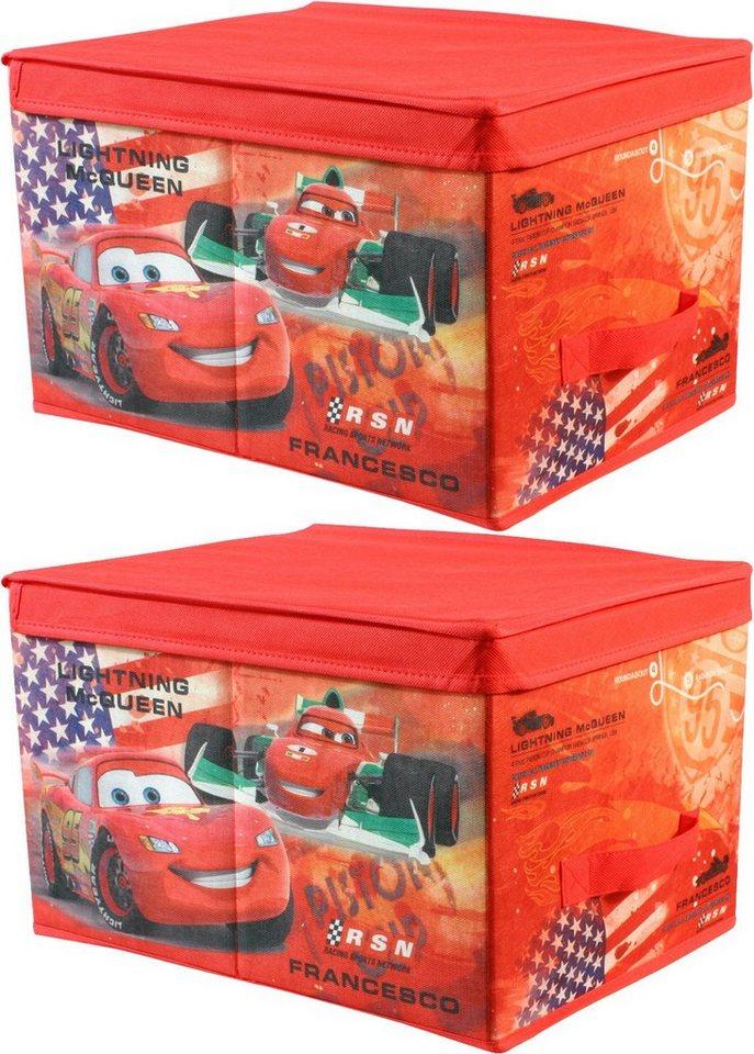 p:os Ordnungsboxen, »Disney Pixar Cars Aufbewahrungsboxen«