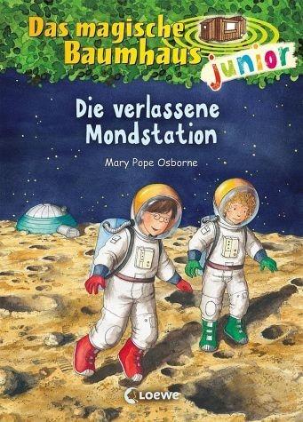 Gebundenes Buch »Die verlassene Mondstation / Das magische...«