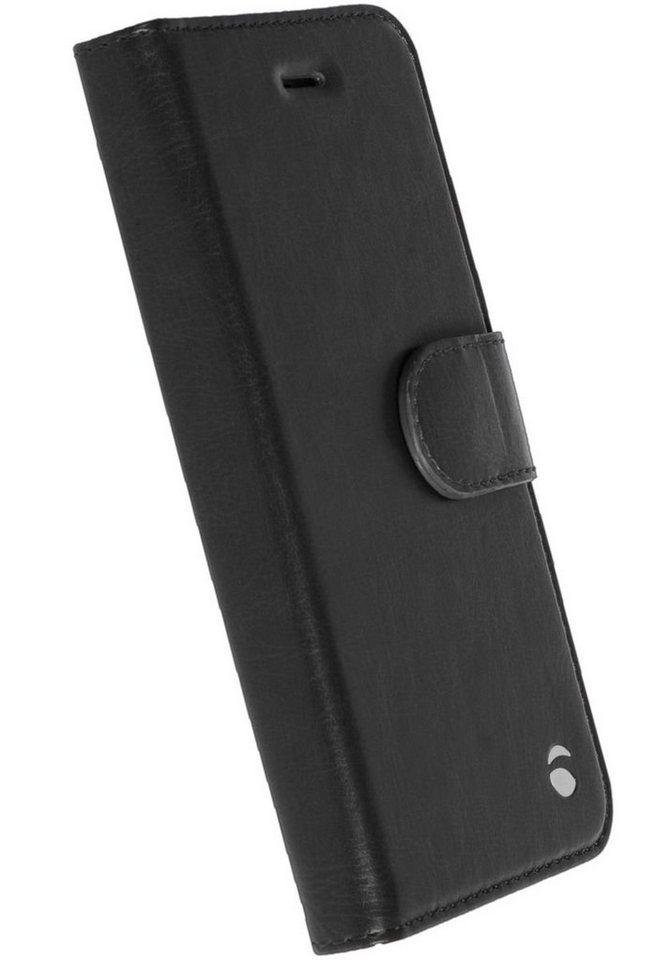 Krusell Handytasche »FolioWallet Ekerö 2 in 1 für Apple iPhone 7« in Schwarz