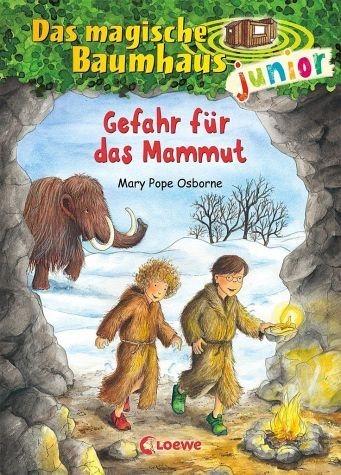 Gebundenes Buch »Gefahr für das Mammut / Das magische Baumhaus...«