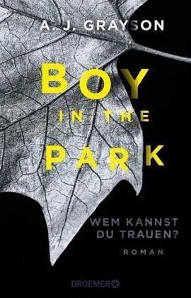Broschiertes Buch »Boy in the Park - Wem kannst du trauen?«