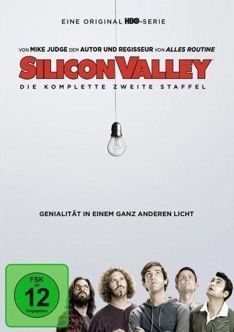 DVD »Silicon Valley - Die komplette zweite Staffel...«