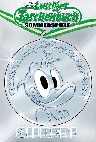 Broschiertes Buch »Lustiges Taschenbuch Sommerspiele 02«