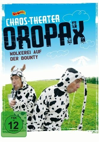 DVD »Chaostheater Oropax - Molkerei auf der Bounty«