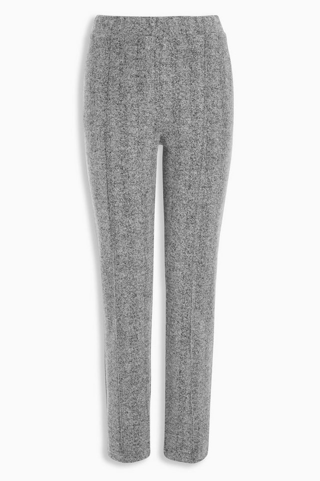 Next Hose mit Zigarettenschnitt in Grey Regular