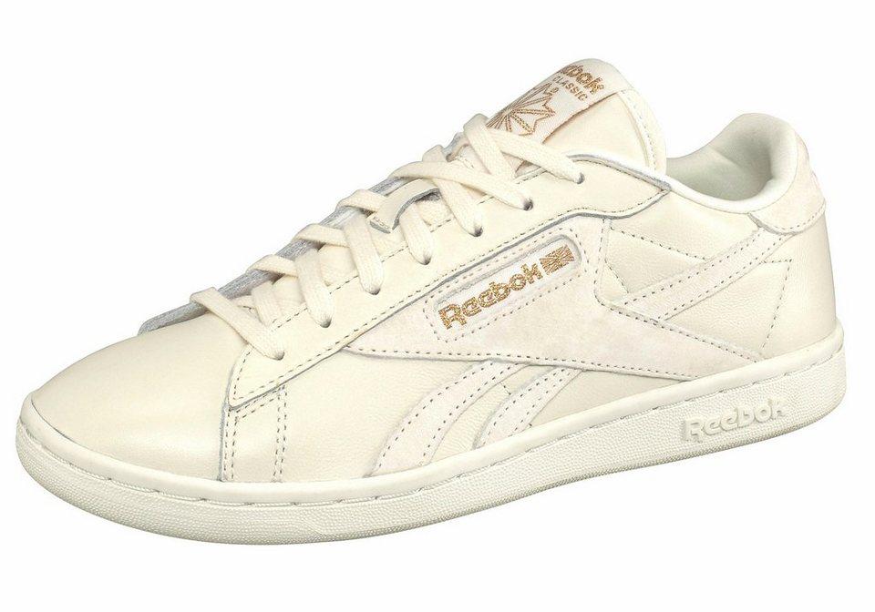 Reebok »NPC UK AD« Sneaker in creme