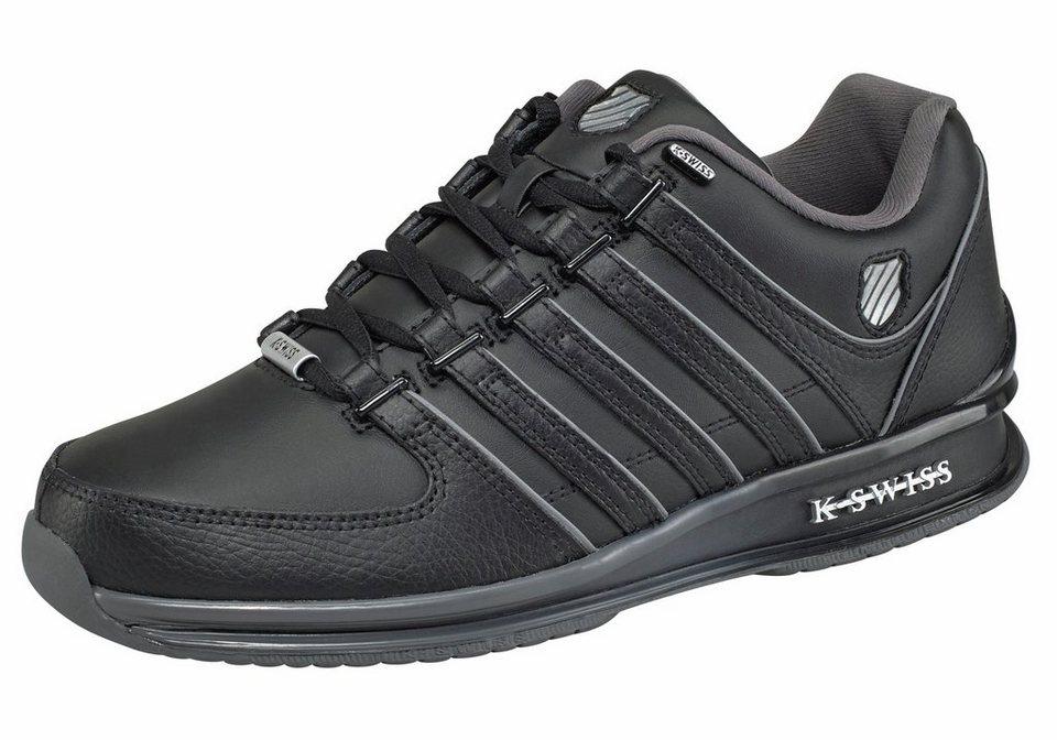 K-Swiss »Rinzler SP Fade« Sneaker in schwarz-grau
