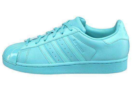 Adidas Originals Superstar Glossy Toe Sneaker