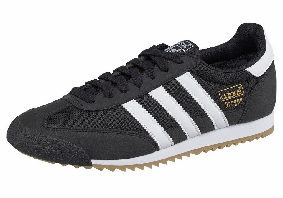 adidas Originals »Dragon OG« Sneaker in schwarz-weiß