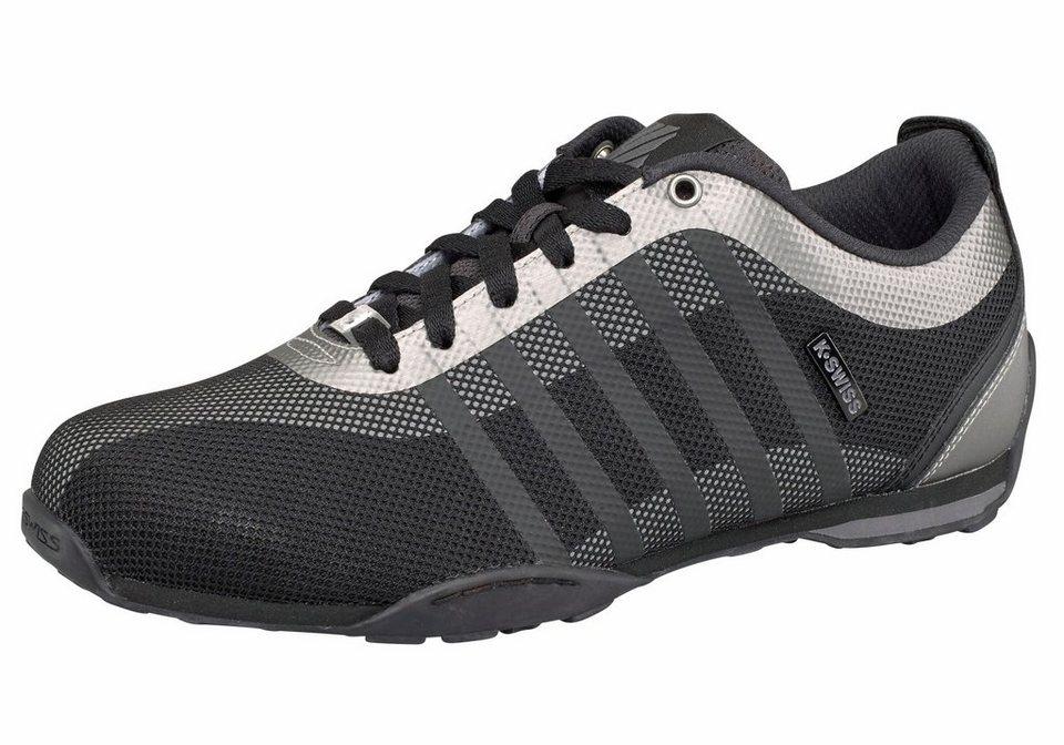 K-Swiss »Arvee 1.5 Tech« Sneaker in schwarz-silberfarben