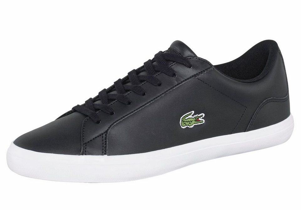 Lacoste »Lerond BL 1 Cam« Sneaker in schwarz