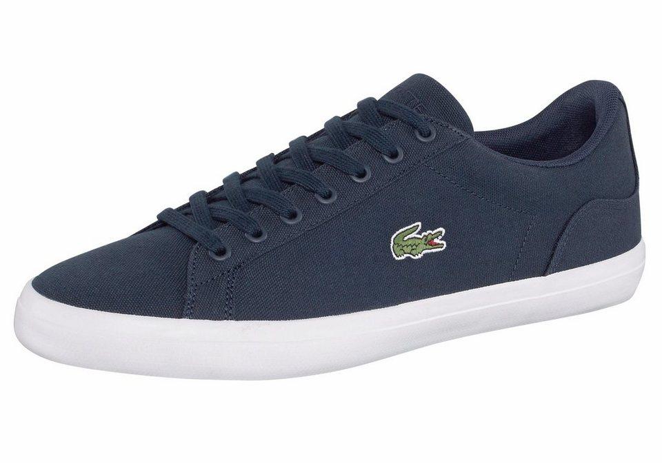 Lacoste »Lerond BL 2 Cam« Sneaker in dunkelblau