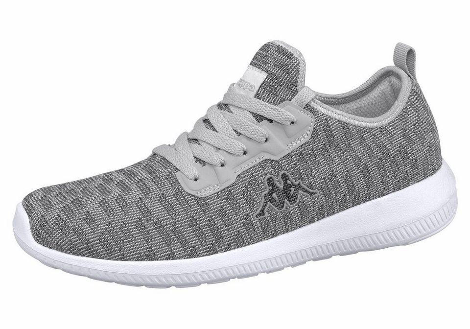 Kappa »Gizeh« Sneaker in grau-meliert