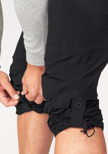 Maier Sports Trekkinghose NIL, aus 4-Wege-Stretch-Material