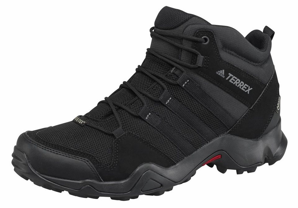 adidas Performance »Terrex AX2R Mid Goretex« Outdoorschuh in schwarz