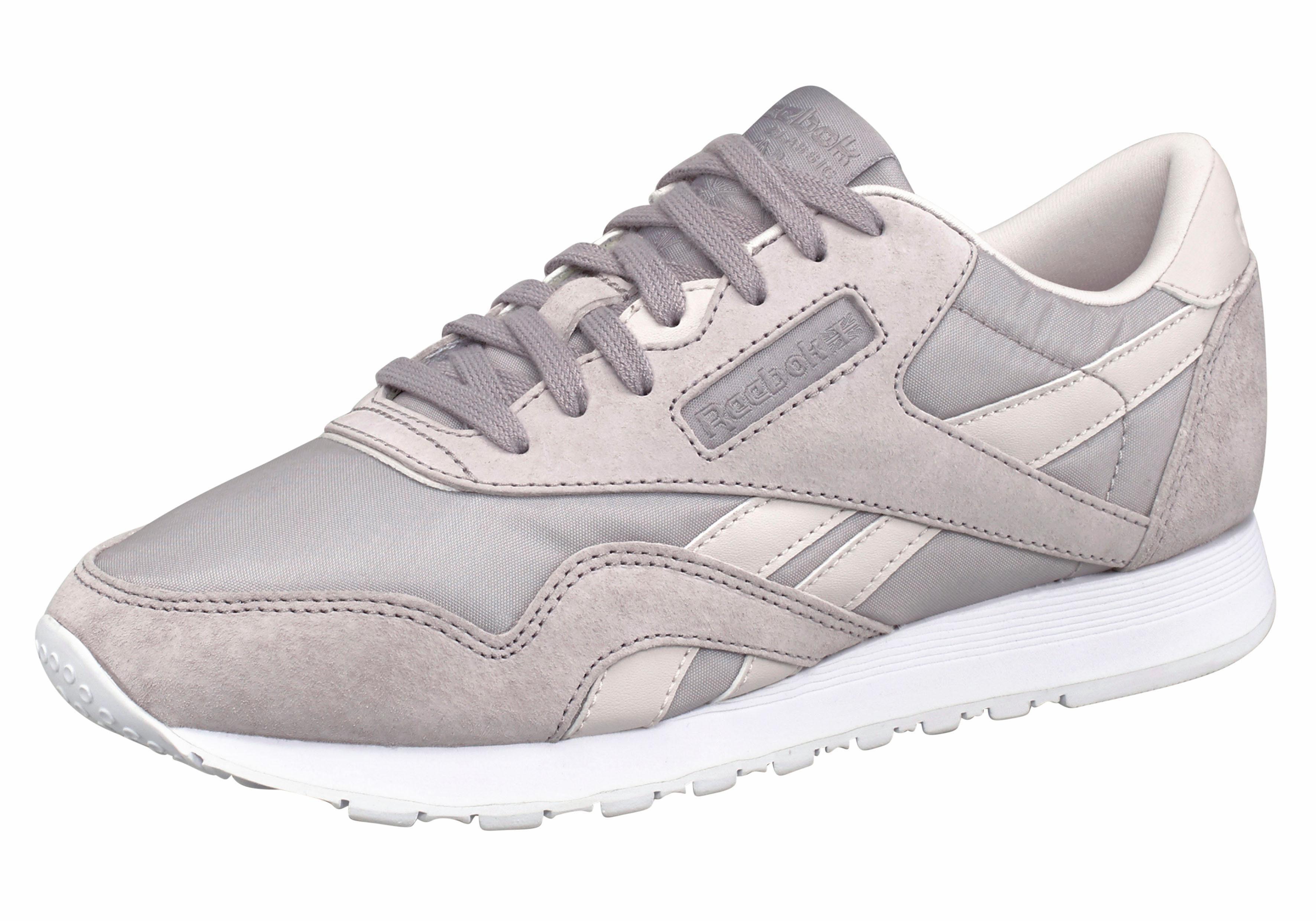 Reebok Classic Classic Leather Nylon x Face Stockholm Sneaker online kaufen  flieder