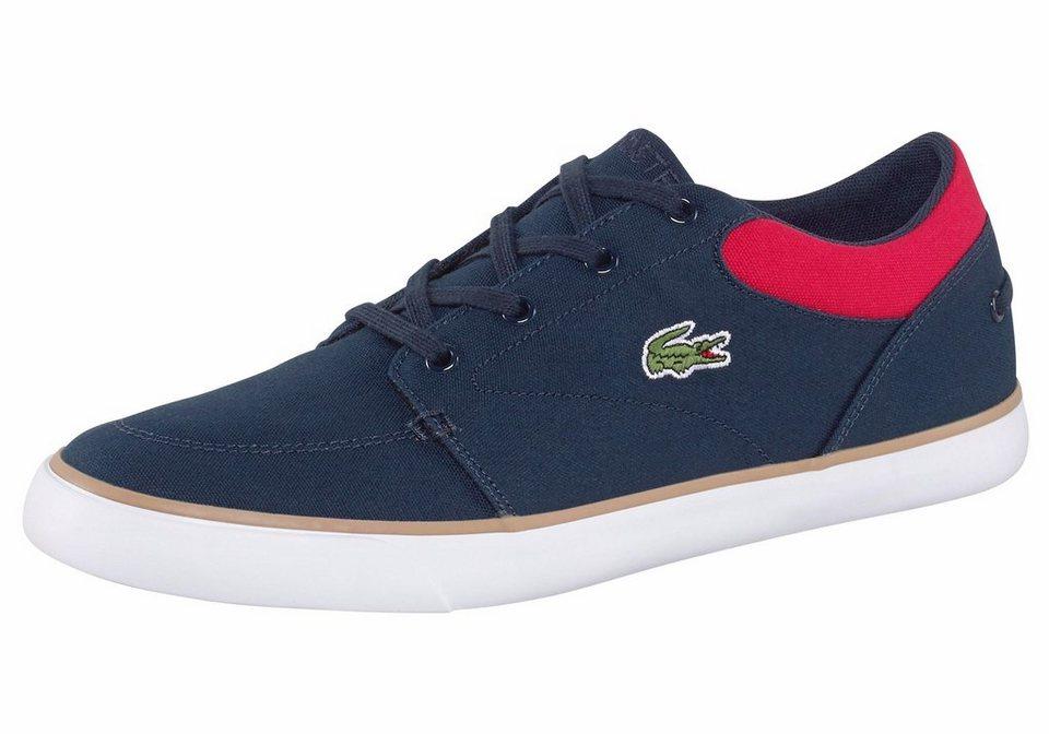 Lacoste »Bayliss 116 2 SPM« Sneaker in blau-rot