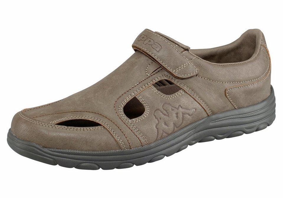 Kappa »Glance« Sneaker in braun-grau