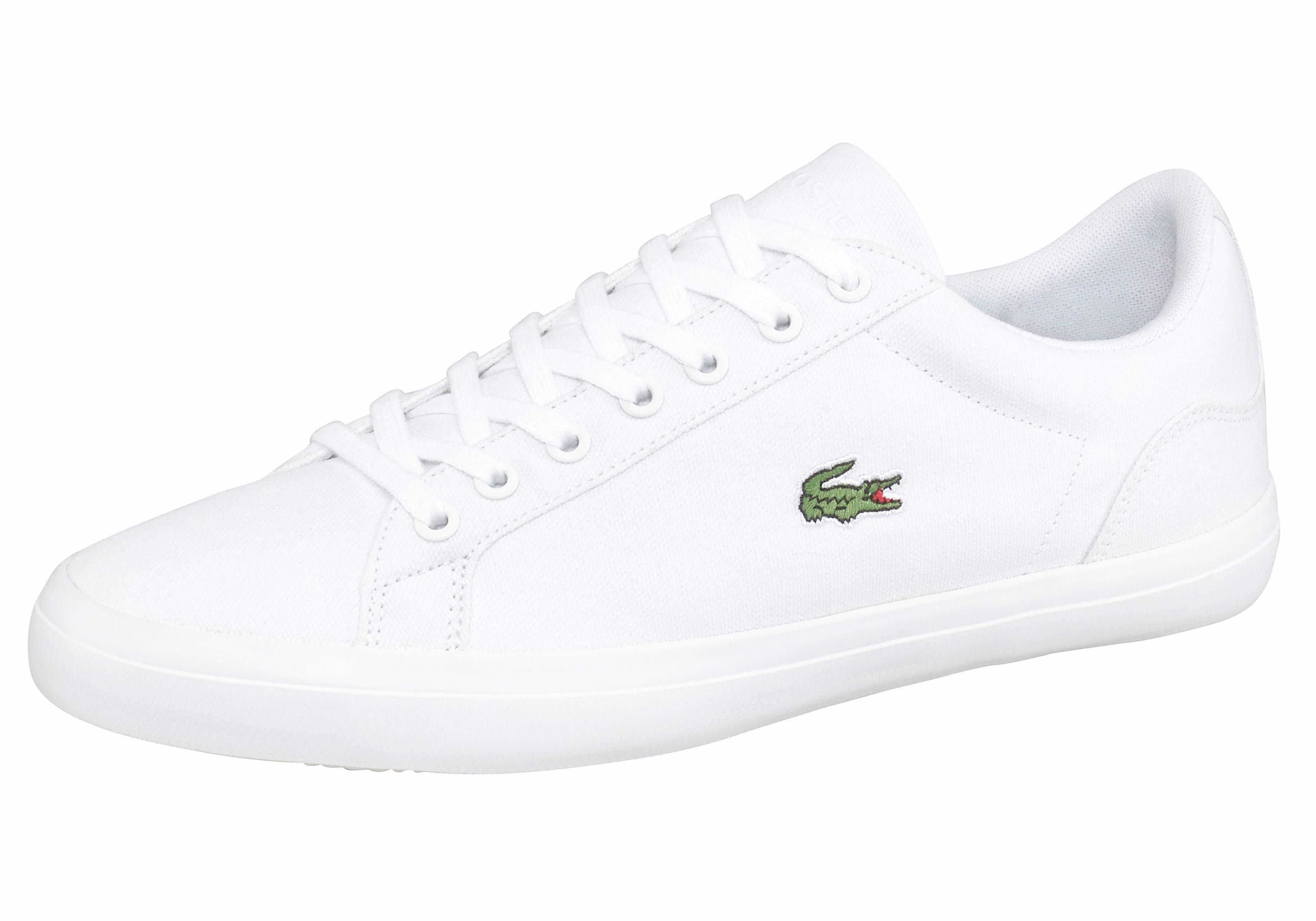 Lacoste Lerond BL 2 Cam Sneaker online kaufen  weiß