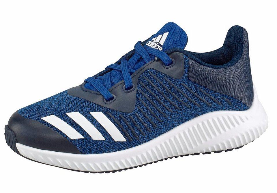 adidas Performance »FortaRun CF Kids« Laufschuh in blau-schwarz