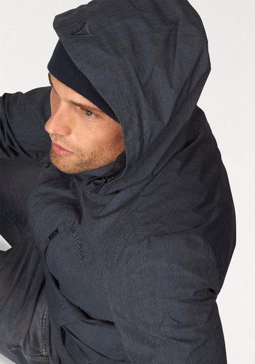 Schöffel Funktionsjacke DENVER, passend zu allen Innenjacken der ZipIn! Serie