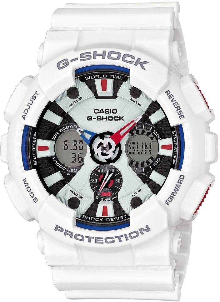 Casio G-Shock Chronograph »GA-120TR-7AER«