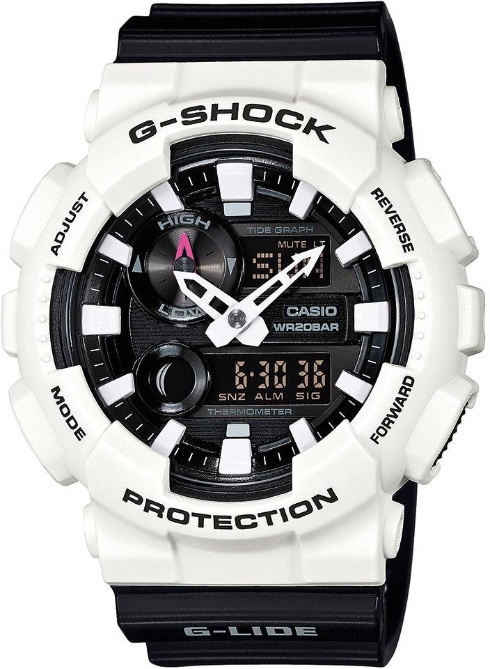 Casio G-Shock Chronograph »GAX-100B-7AER« mit Mondphasen in schwarz