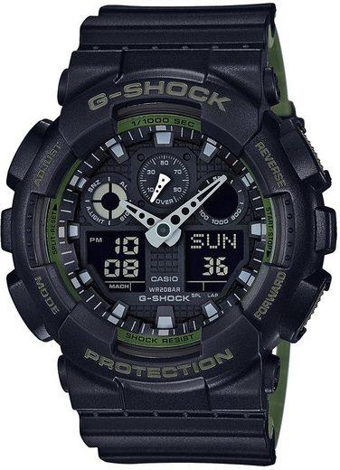 CASIO G-SHOCK Chronograph »GA-100L-1AER«