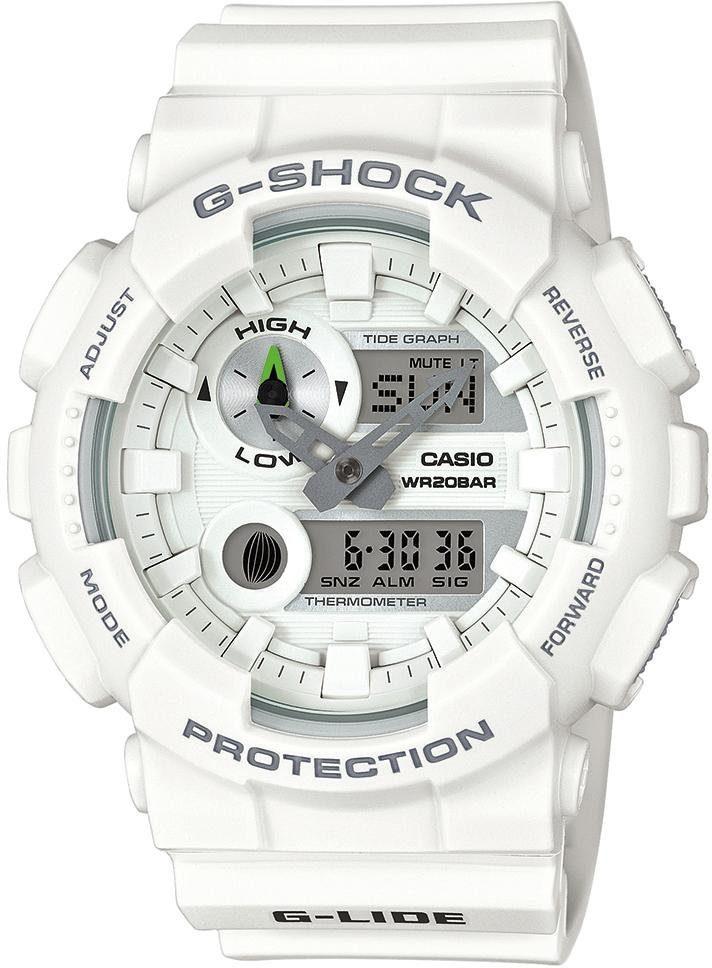 Casio G-Shock Chronograph »GAX-100A-7AER«, mit Mondphasen