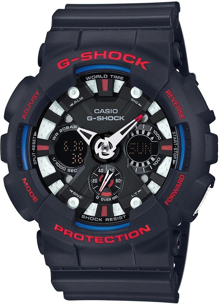 Casio G-Shock Chronograph »GA-120TR-1AER«