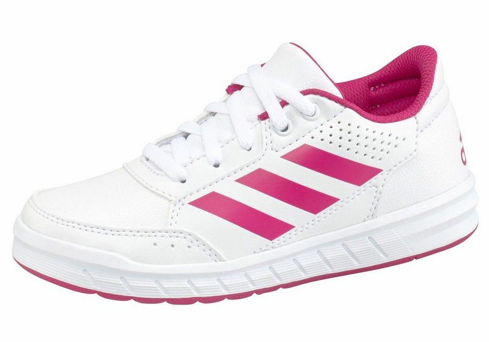 adidas Performance »AltaSport Kids« Trainingsschuh in weiß-pink
