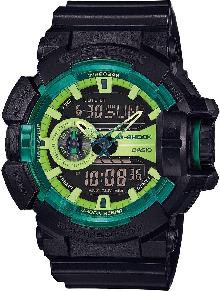 Casio G-Shock Chronograph »GA-400LY-1AER«