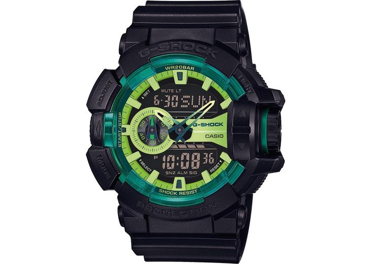 Casio G-Shock Chronograph »GA-400LY-1AER«