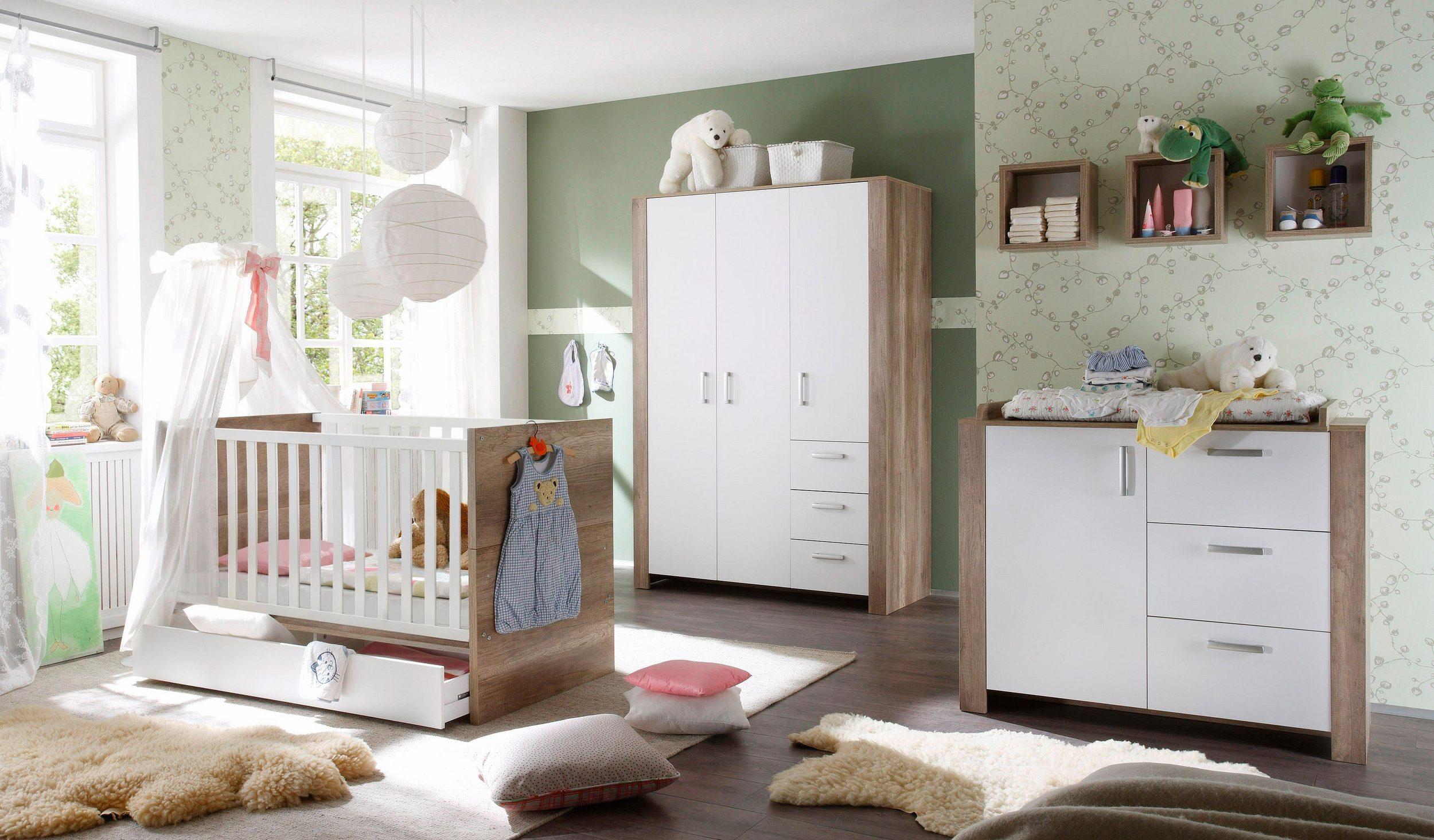 Babyzimmer gestalten einrichten sch ne ideen tipps - Otto babyzimmer ...