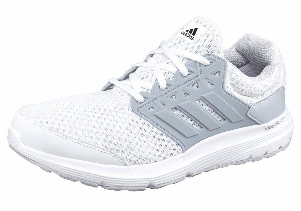adidas Performance »Galaxy 3 M« Laufschuh in weiß