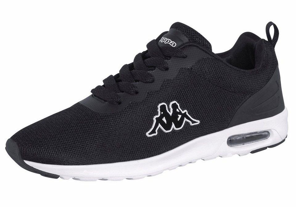 Kappa »Classy« Sneaker in schwarz-weiß