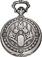 Regent Taschenuhr »11340081« (Set, 2 tlg), inkl. Kette, Bild 2