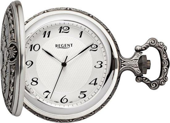 Regent Taschenuhr »11340081«, (Set, 2-tlg), inkl. Kette