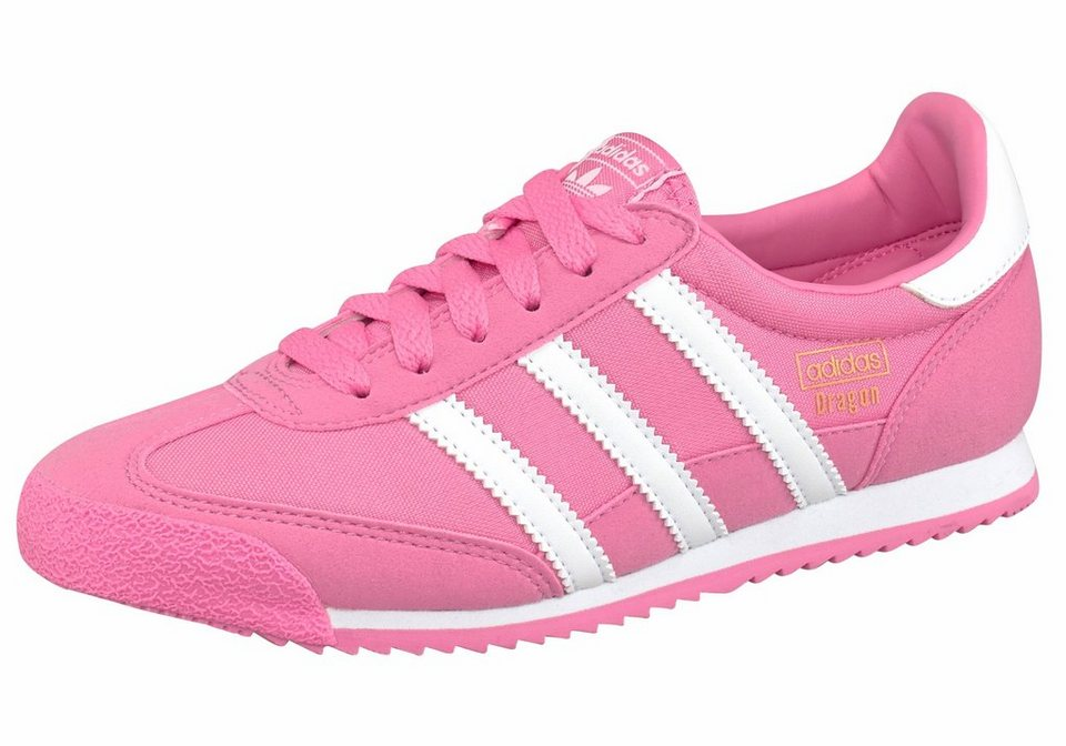 adidas Originals »Dragon OG Junior« Sneaker in rosa