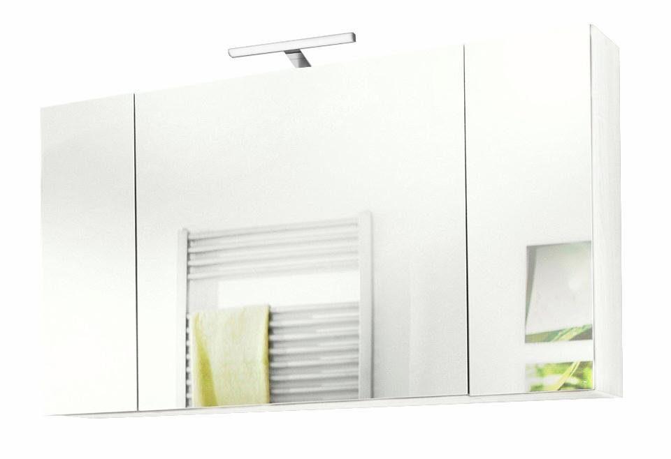 Kesper Spiegelschrank »Monza« mit LED-Beleuchtung