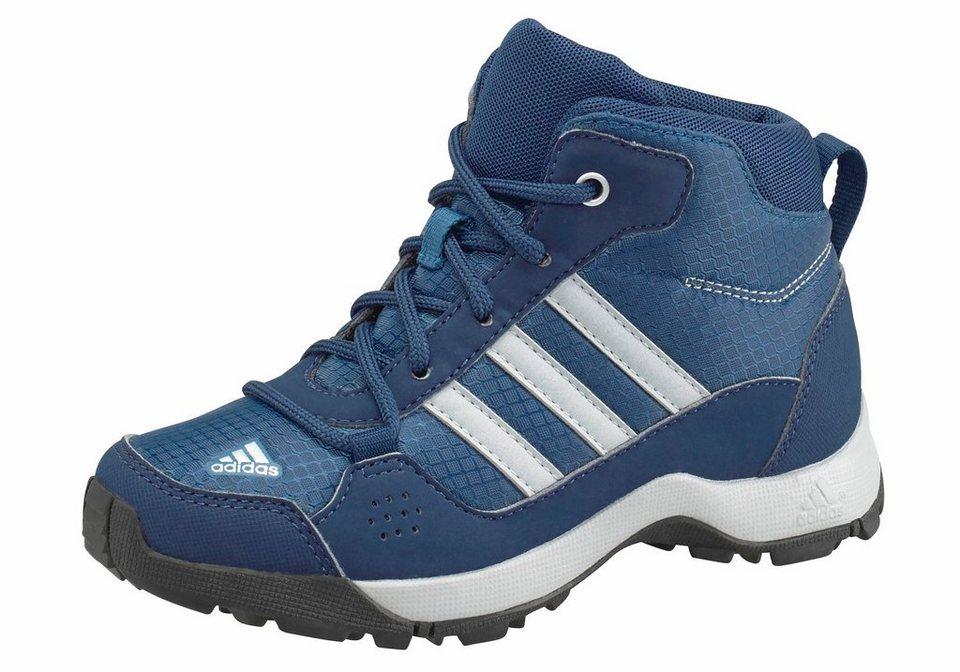 adidas Performance »Hyperhiker« Outdoorschuh in blau-weiß