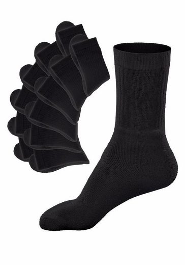 Go In Basic-sport Socks (12 Pair) With Terry
