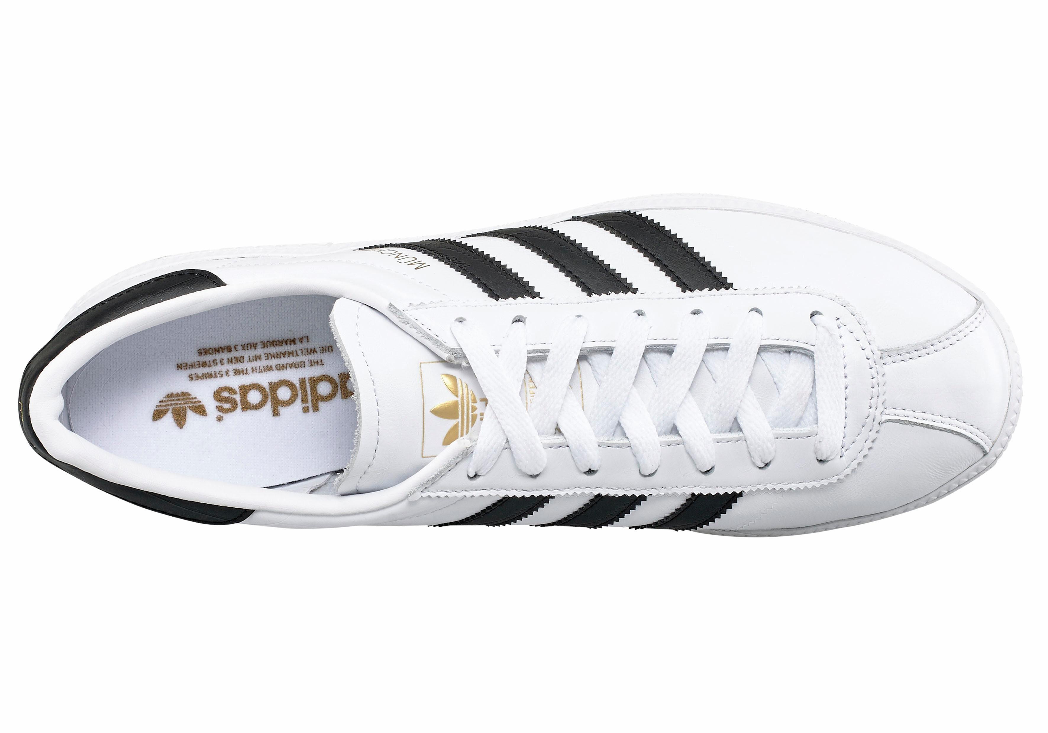 adidas Originals München Sneaker online kaufen  weiß-schwarz