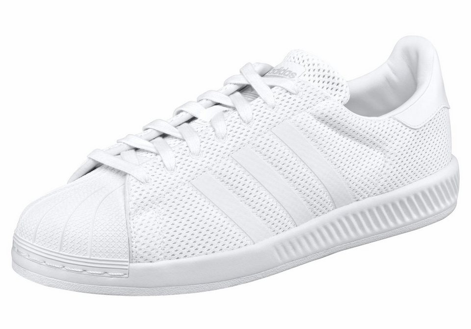 adidas Originals »Superstar Bounce« Sneaker in weiß